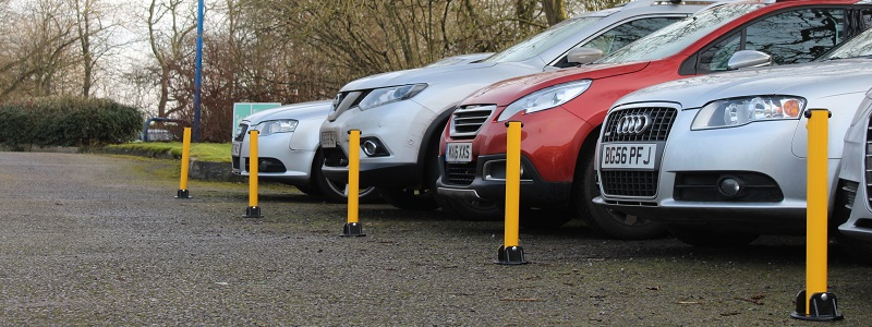 Removable & Fold Down Bollards