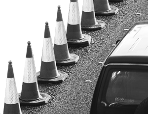 Cones and Bollards