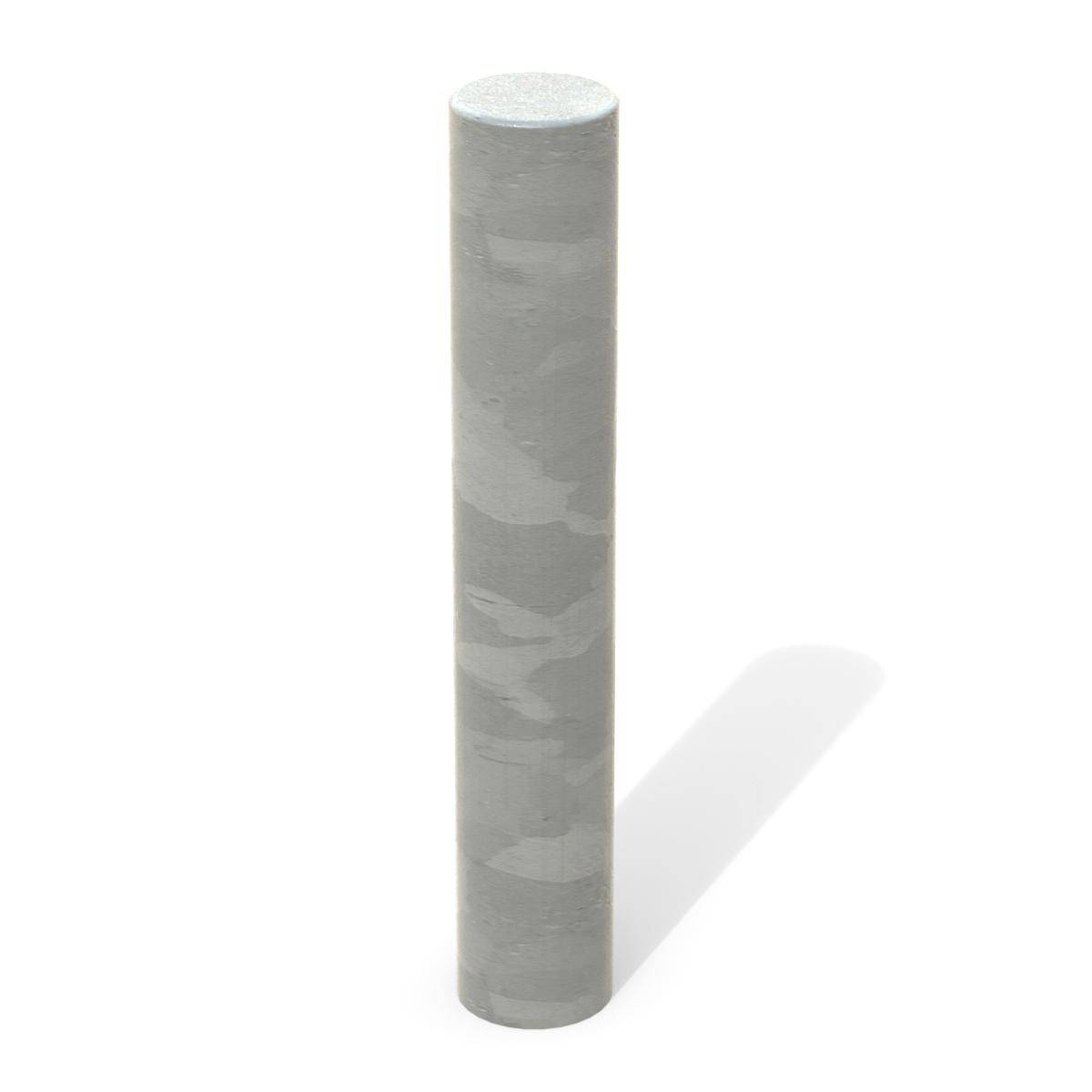 168mm Diameter Titan Steel Bollard