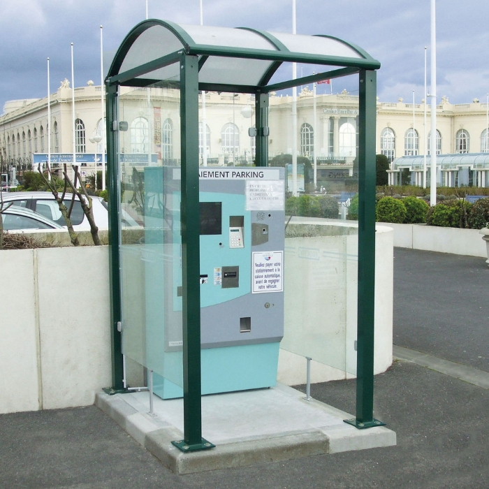 Voute Pay Point Shelter