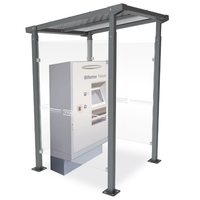 Milan Pay Point Shelter