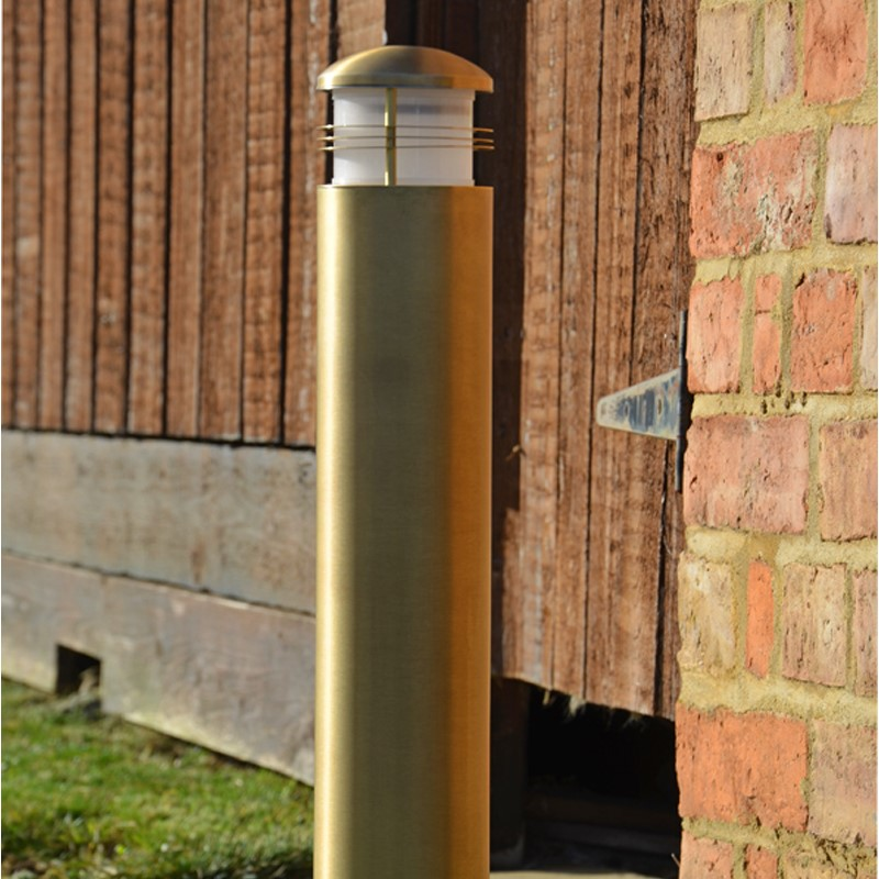 Charleston Brass Bollard