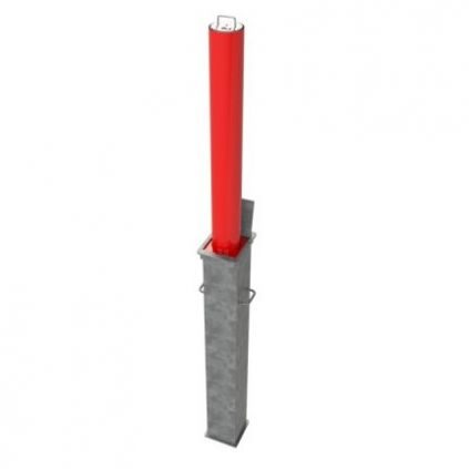 114mm Steel Telescopic Post