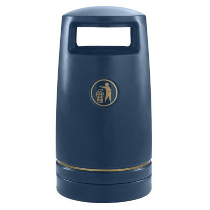 Fusion Outdoor Litter Bin