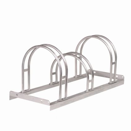 Hi Hoop Cycle Rack