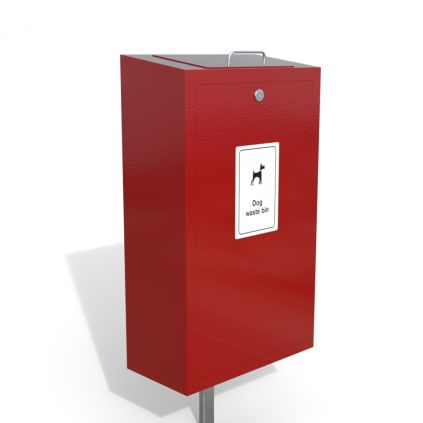 Gladiator Dog Waste Bin