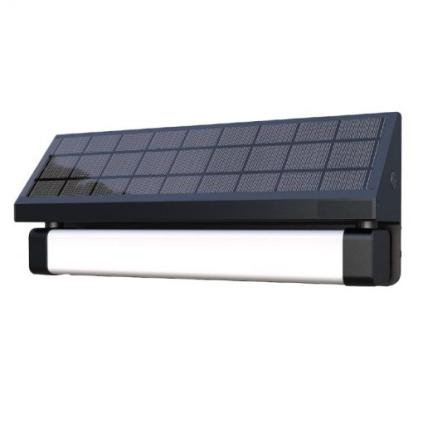 Motion Sensor Solar Wall Light