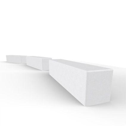 Newton Concrete Bench