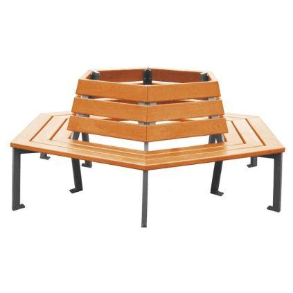 Silaos Tree Bench