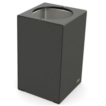 Primium® Design Litter Bin - All Steel