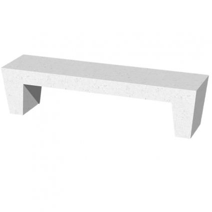 Belford Concrete Bench