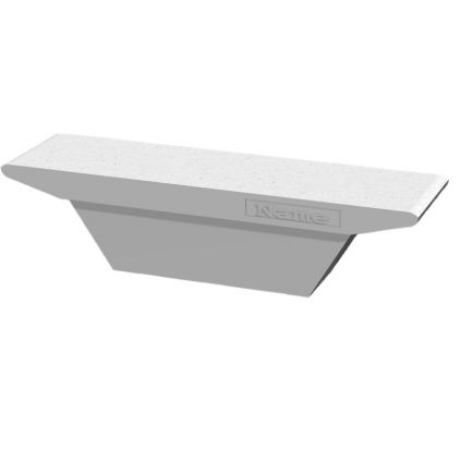 Brunswick Concrete Bench