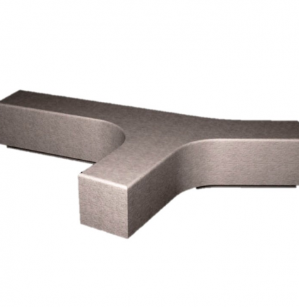 DNA Concrete Bench