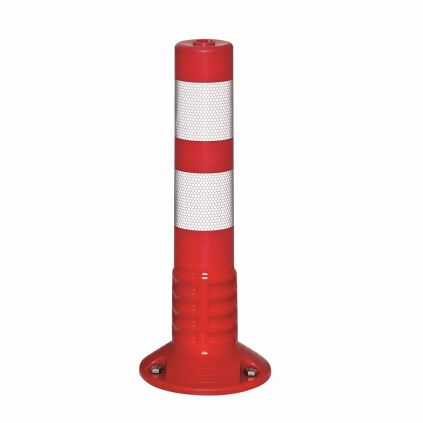 Flexback Traffic Post