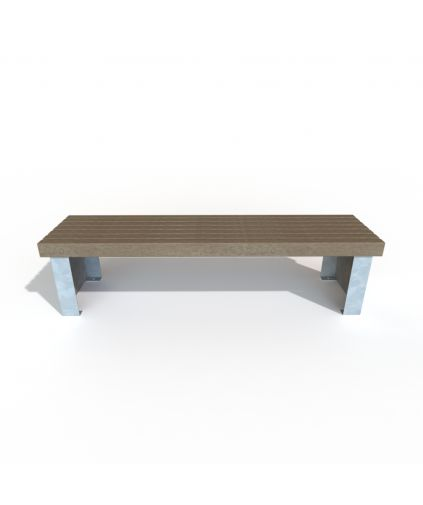 Cruise Timber Bench
