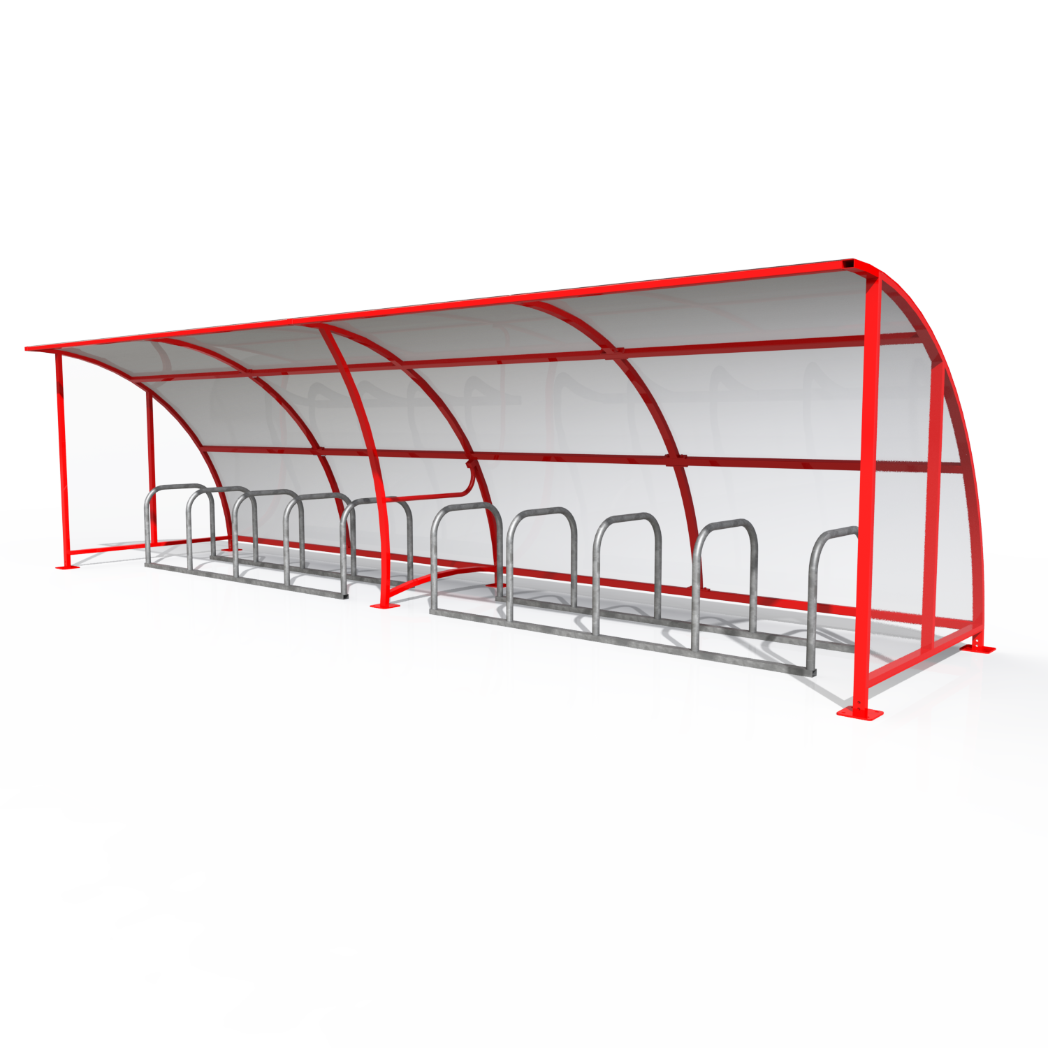 Hennessy Cycle Shelter 8mtr