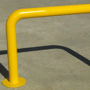 Hoop Barrier 76mm