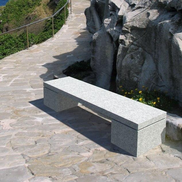 Washington Granite Bench