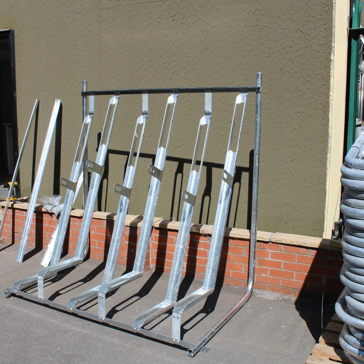 Snowdon Semi Vertical Cycle Rack