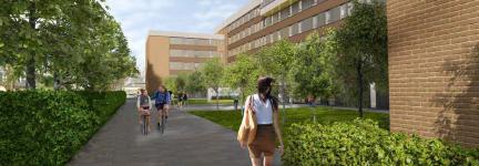 Project News : Pentland House - Student Accommodation, Edinburgh
