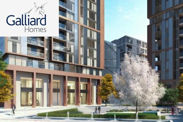 Street Furniture For Galliard Homes