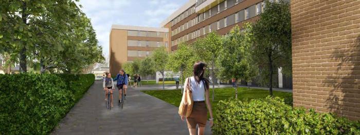 Project News : Pentland House - Student Accommodation, Edinburgh