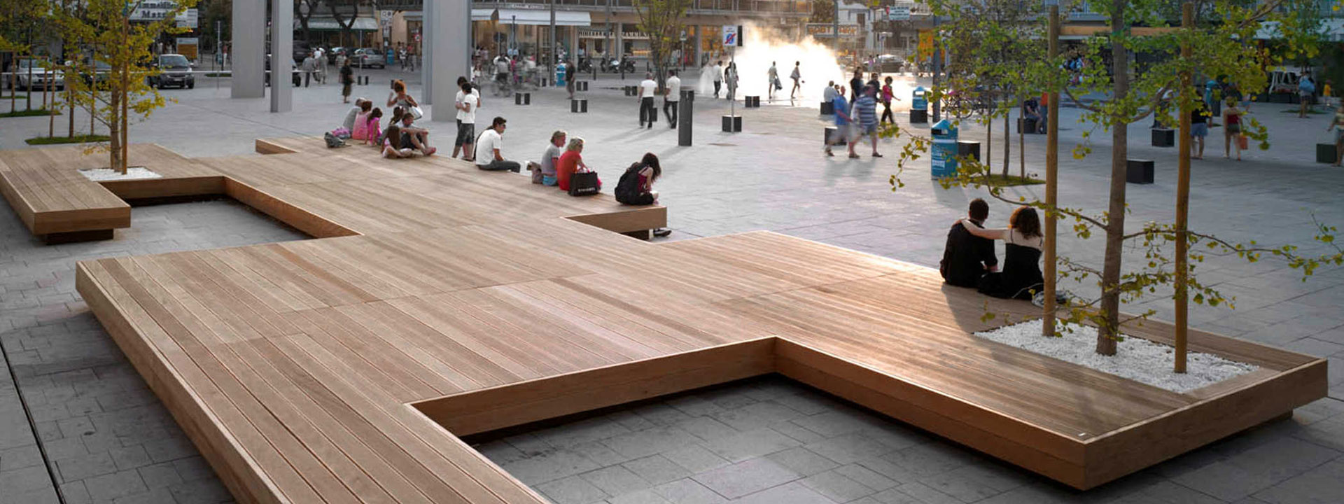 How Urban Spaces Are Transforming And The Role Of Street Furniture Street Furniture Direct News