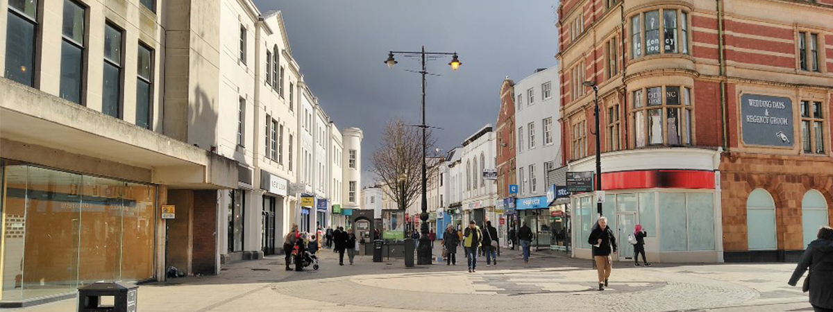 Government to invest £3.6 billion into over 100 towns
