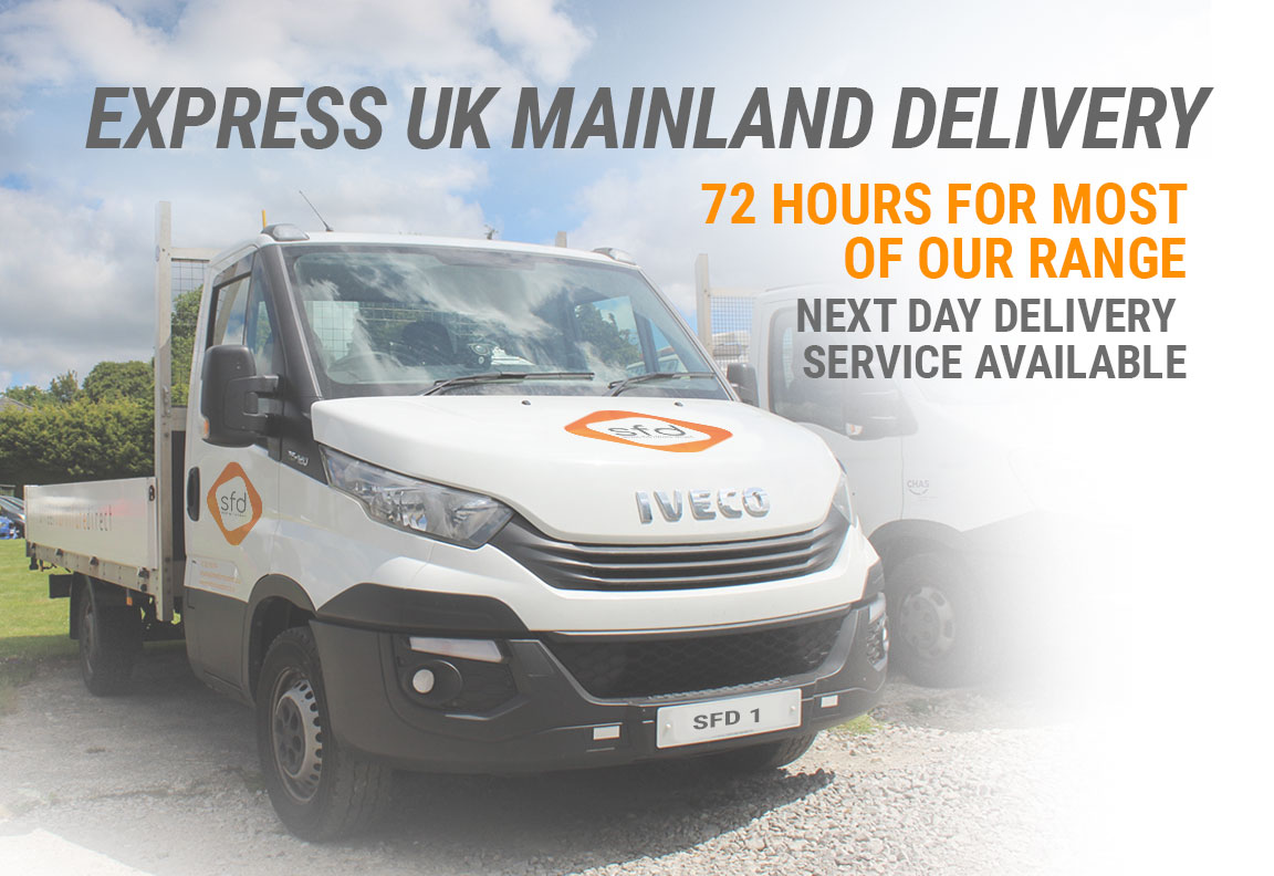 Express UK Mainland Delivery