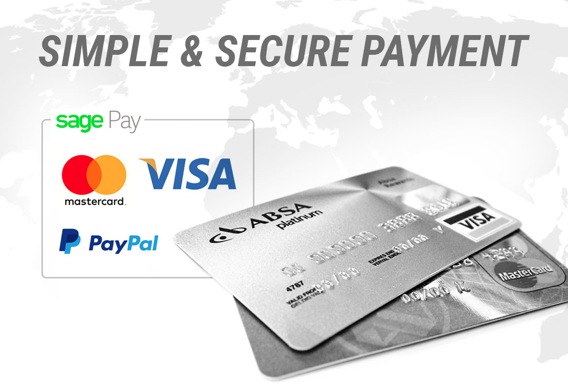 Simple & Secure Payment