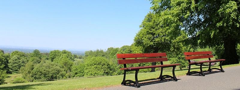 Timber Seats Timber Benches Street Furniture UK