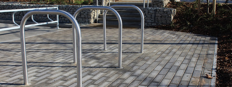 Stainless Steel Cycle Stands