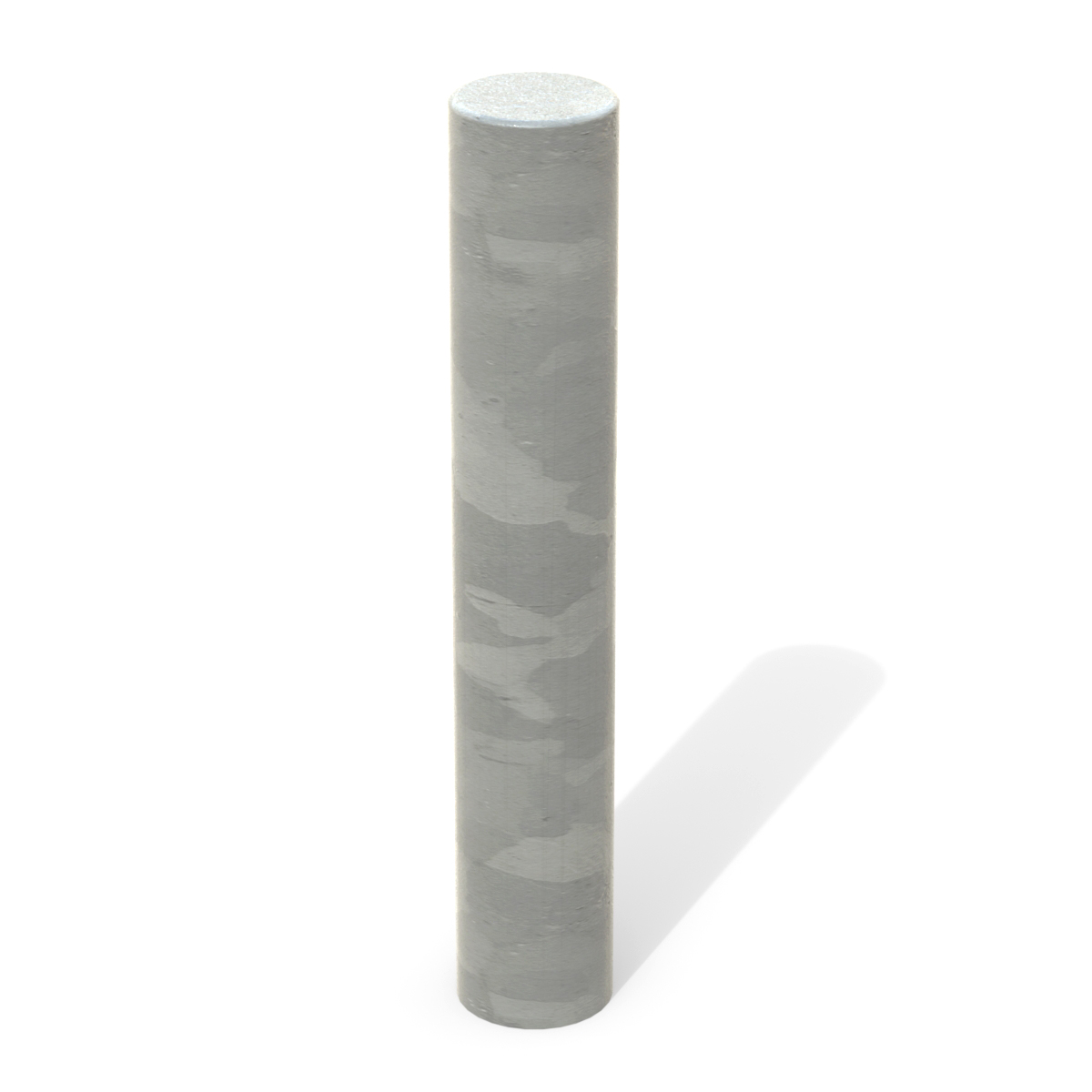 168mm Diameter Titan Steel Bollard