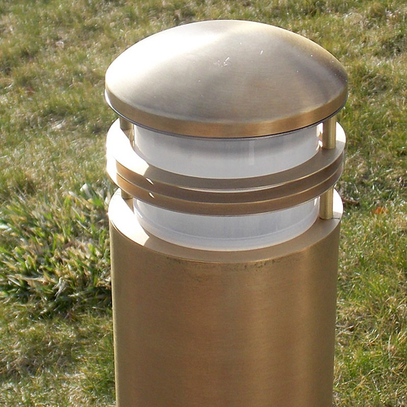 Charleston Brass Bollard