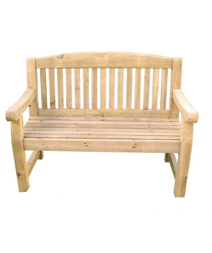 Sebastian Timber Bench
