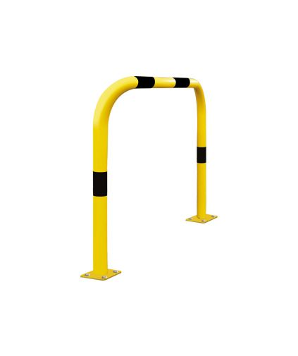 Surface Mounted Safety Hoop Barrier