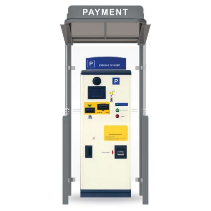 Conviviale® Pay Point Shelter