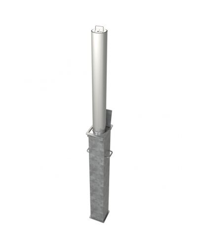 90mm Stainless Steel Telescopic Bollard