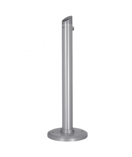 Tubular Aluminium Floor Mounted Ashtray