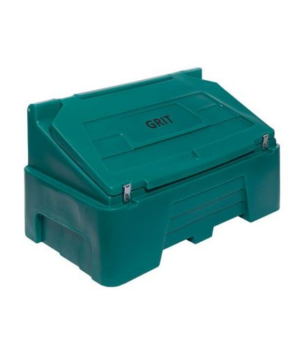 400 Litre Lockable Grit Bin