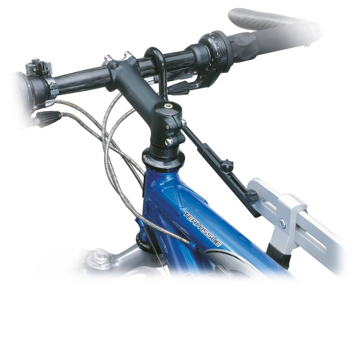DUAL-TOUCH™ BIKE STAND