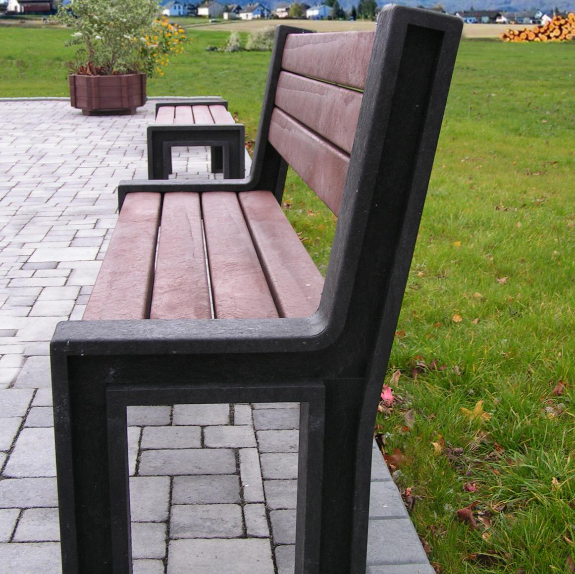 Hyde Park Seat