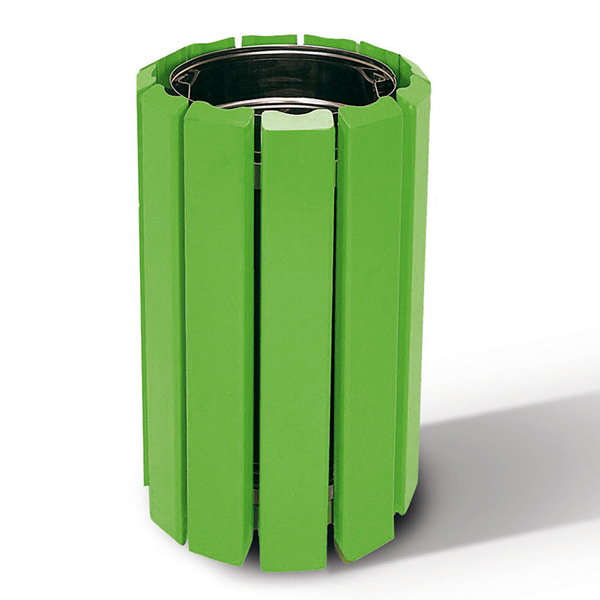 Cologne Junior Litter Bin - Single Colour