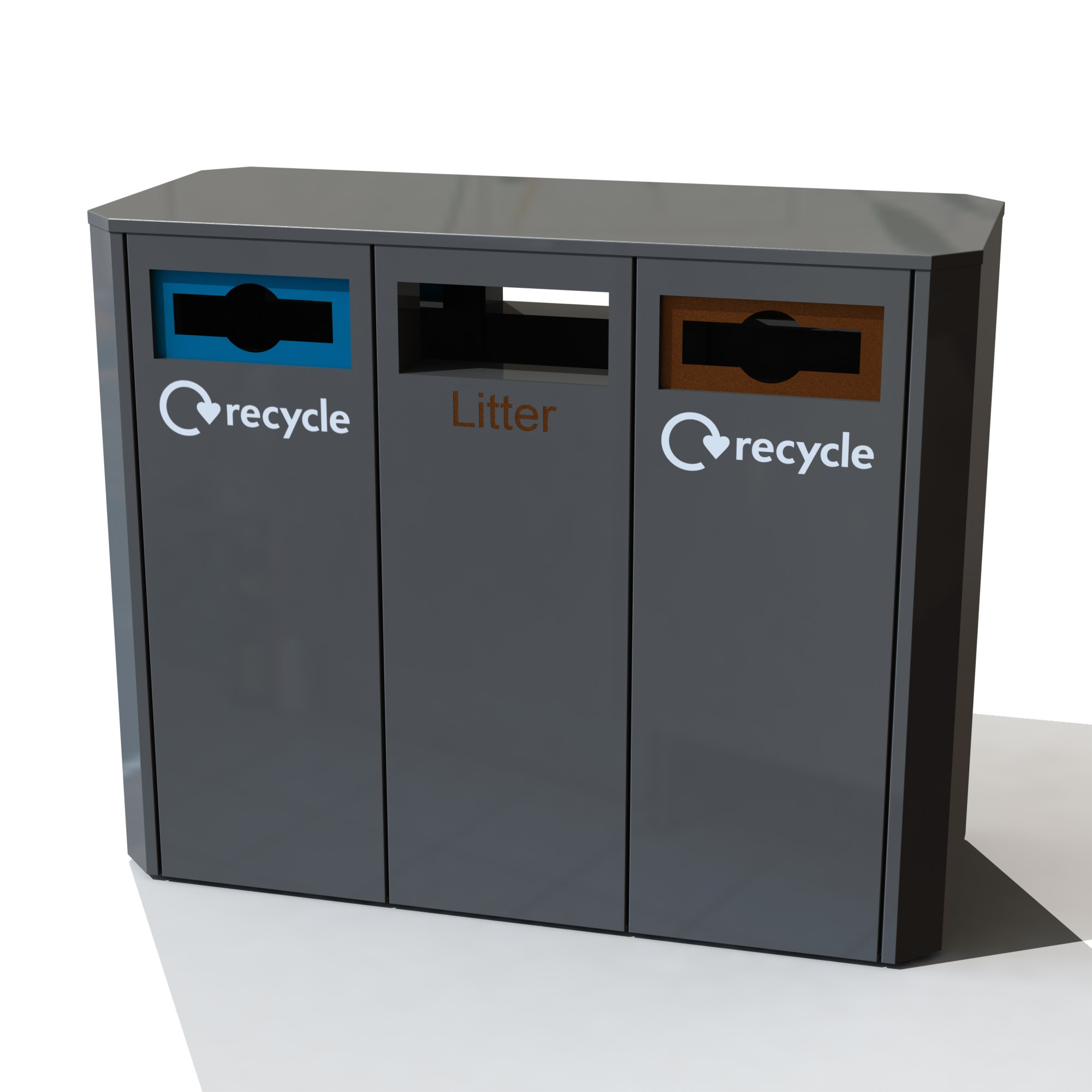 Hades Triple Recycling Unit