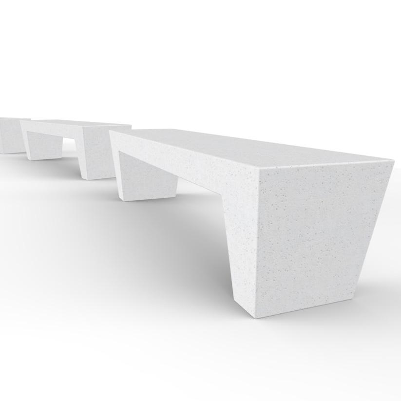 Macs Concrete Bench