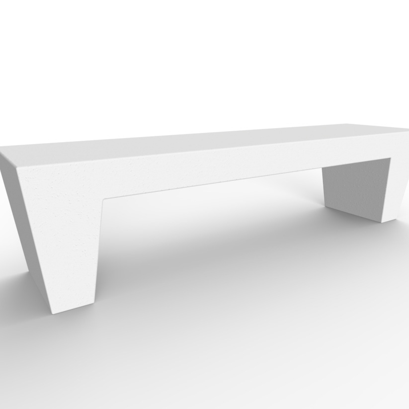 Macs Concrete Bench