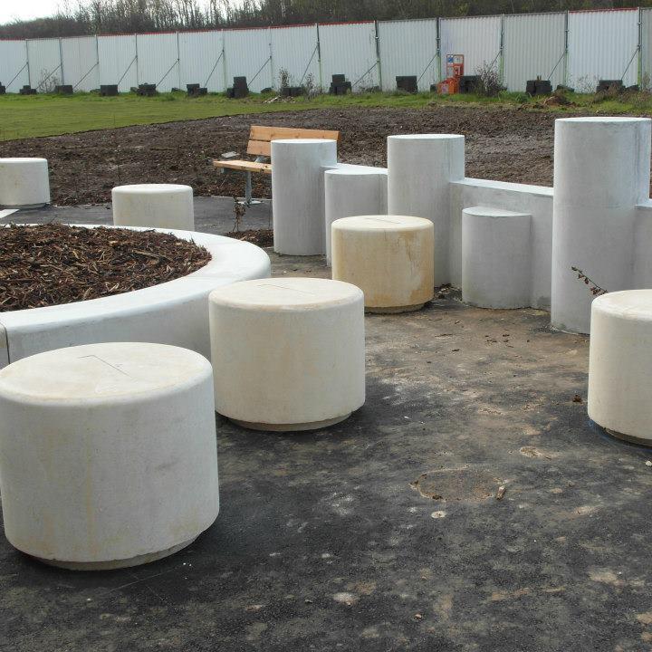 Mersey Concrete Cube