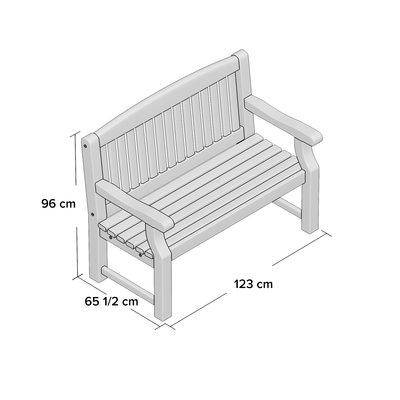 Timber Seat