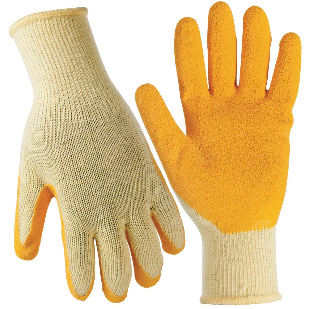 Pr Basic latex Grip Glove