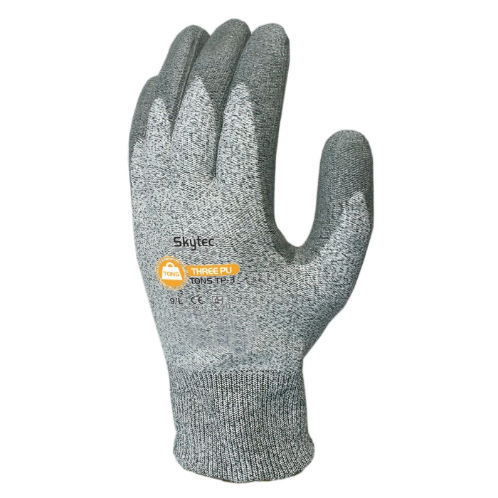 Pr TONS 3 PU Cut Level 3 Glove